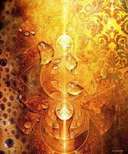 gold koriste